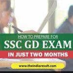 SSC GD Exam Preparation Tips