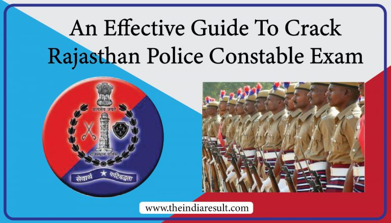 How to Rajasthan Police Constable Exam